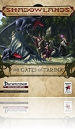 RPG Review - Shadowlands - The Gates of Tarina Adventure Module