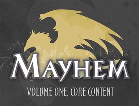 MAYHEM Volume one, core content