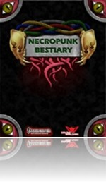 RPG Review - Necropunk Bestiary