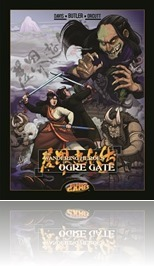 Podcast Episode The RPG Interview Room: Wandering Heroes of Ogre Gate