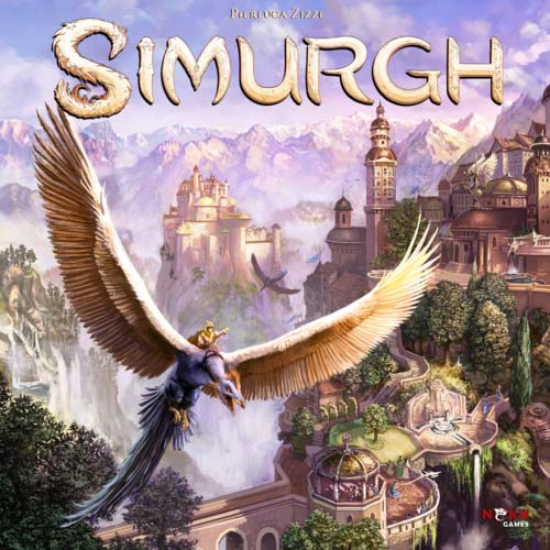 Video review – Simurgh, from NSKN