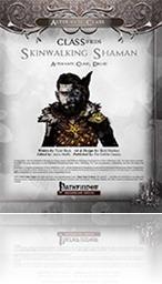 RPG Review - CLASSifieds: Skinwalking Shaman (Druid Alternate Class)