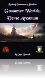 RPG Review - Gossamer Worlds: Verse Arcanum