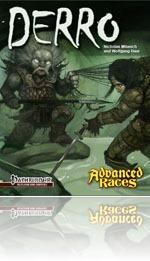 RPG Review - Advanced Races 12: Derro