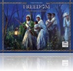 Podcast Episode- The Boardgame Review Room: Freedom - The Underground Railroad