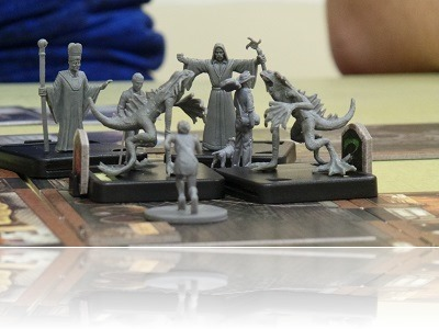 mansions of madness minis