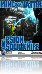RPG Review - Mind over Matter: Psion and Soulknife