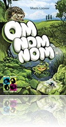 Board Game review - Om Nom Nom