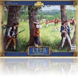 Podcast Episode - The Boardgame Review Room; 1775: Rebellion