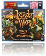 The Boardgame Interview Room: Lords of War with Martin Vaux