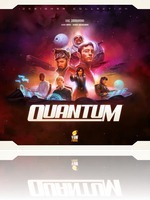 Podcast Episode - The Boardgame Review Room: Quantum
