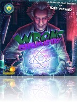 Boardgame Review - Wrong Chemistry