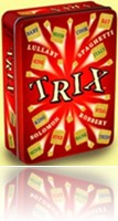 The Boardgame Review Room: TRIX