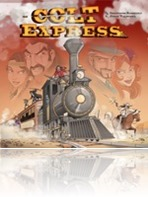 Ludonaute Colt Express did the delights of people at Spiel 2014