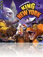Video Unboxing - King of New York from Iello