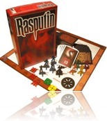 Podcast episode - The Boardgame Review Room: Rasputin