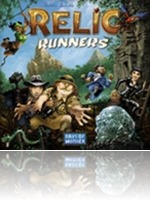 The Board Game Review room: Relic Runners from Days of Wonder