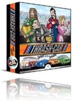 The Boardgame Interview Room: Thrash Car, a Kickstarter project