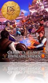 RPG Review - 13th Age: Candles, Clay & Dancing Shoes