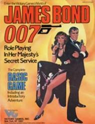 The RPG Room: James Bond, dilemmas and Klug, Chris Klug.