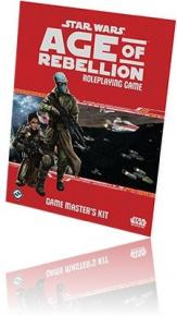 RPG Review - Star Wars: Age of Rebellion Game Master's Kit