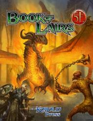 Book of Lairs 5E - RPG Review