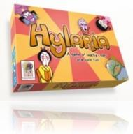 Podcast Episode - The Boardgame Interview Room: Hylaria with Joost Das