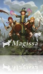 RPG Review - Magissa. Roleplaying for Children