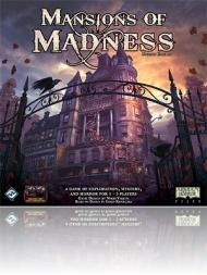 Boardgame Review - Mansions of Madness 2e
