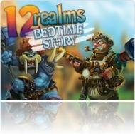 Podcast Episode - The Boardgame Interview Room: Alexander Argyopoulos and 12 Realms: Bedtime Story