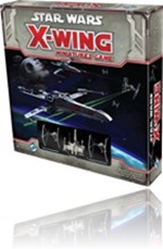 Podcast Episode - The Boardgame Review Room: X-Wing