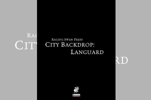 City Backdrop – Languard