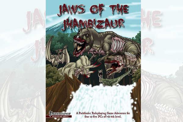 Jaws of the Jhambizaur