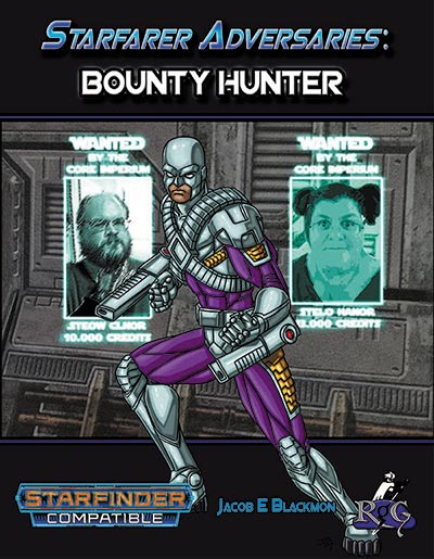 Starfarer Adversaries: Bounty Hunter