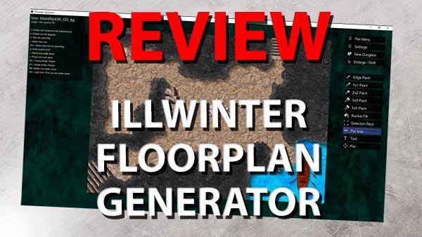 Illwinter Floorplan Generator Review