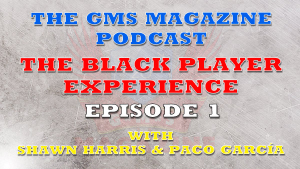 The GMS Magazine podcast: Being a Black gamer