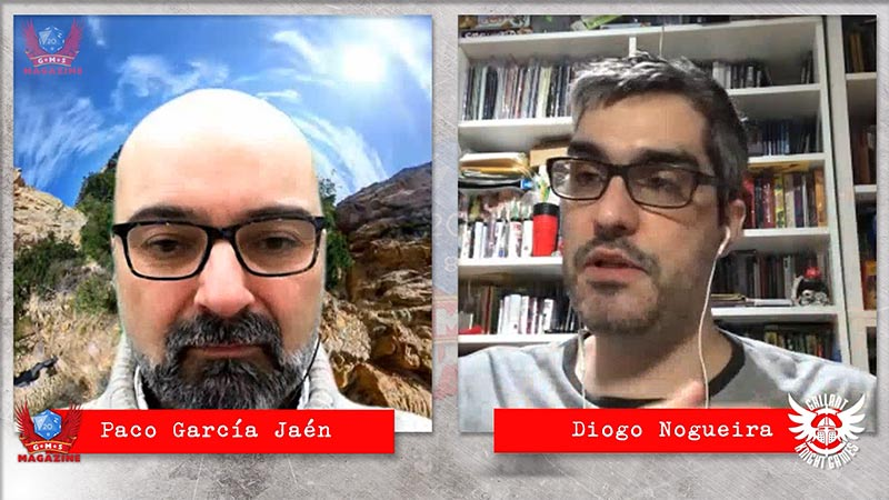 DIOGO NOGUEIRA, THE OSR AND RPGS IN BRAZIL | THE RPG INTERVIEW ROOM PODCAST