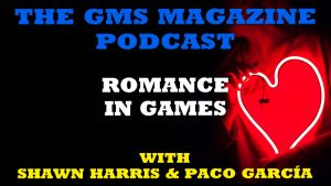 THE RPG ROOM PODCAST | ROMANCE OPTIONS IN GAMES – St Valentin day special